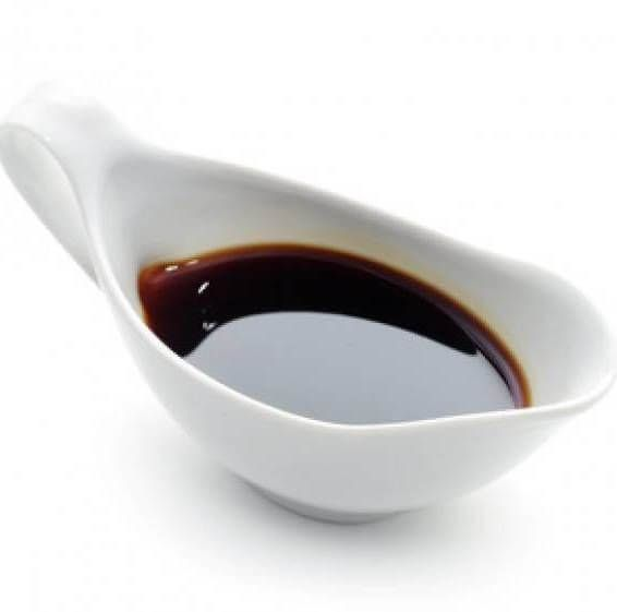 Soy sauce, extra portion
